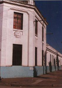 Primer edificio