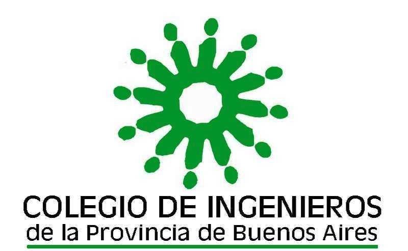 Logo Colegio de Ingenieros