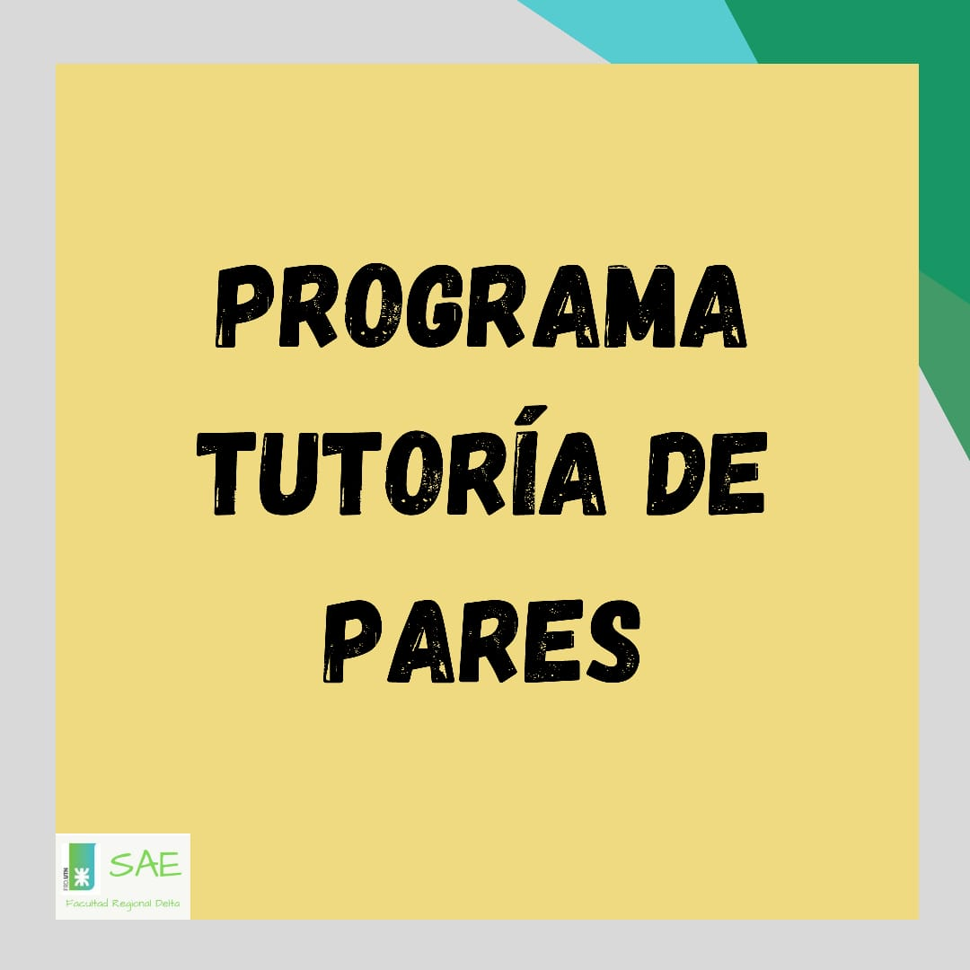 Tutorias pares