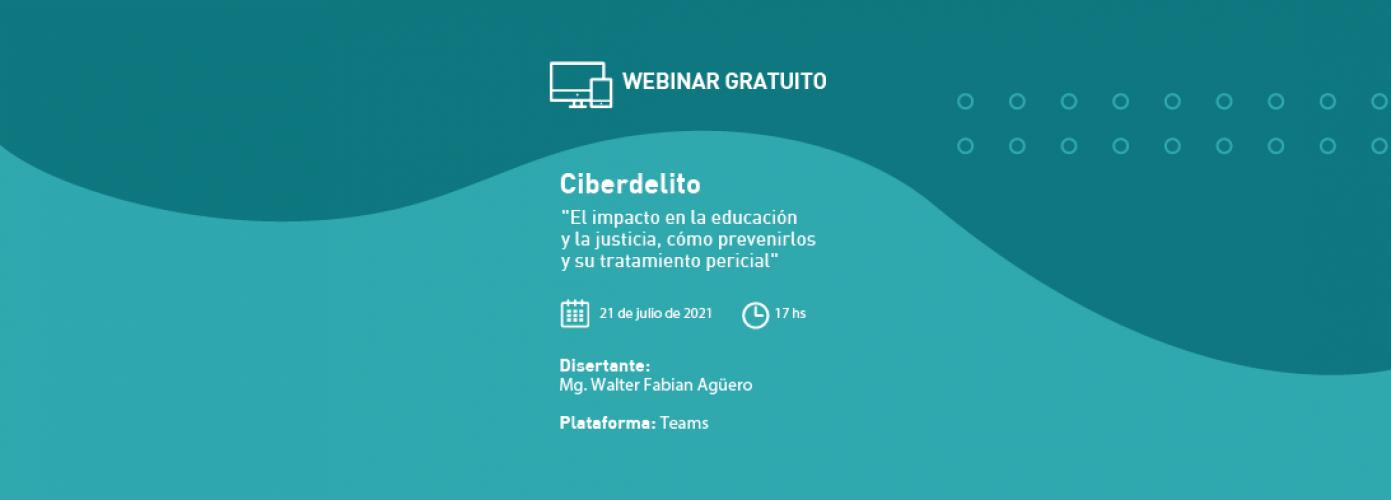 Cyberdelito - web
