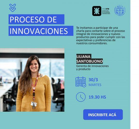 Proceso de innovaciones